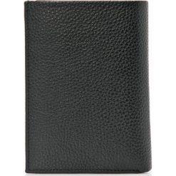 Calvin Klein - Portfel skórzany. Czarne portfele męskie marki Calvin Klein. W wyprzedaży za 229,90 zł.