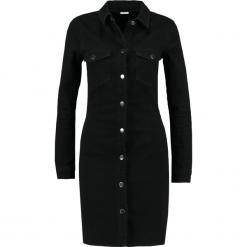 Sukienki hiszpanki: JDY JDYSANNA DRESS Sukienka jeansowa black