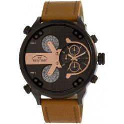 Bentime Zegarek 008-9m-10643b. Brązowe zegarki męskie Bentime. W wyprzedaży za 149,00 zł.