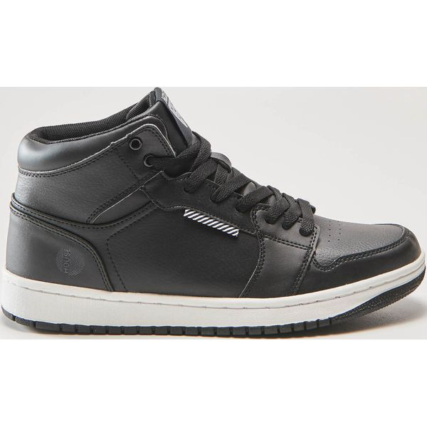 de660d7e Sneakersy za kostkę - Czarny - Czarne sneakersy damskie House. Za 99,99 zł.  - Sneakersy damskie - Buty damskie - Buty - myBaze.com