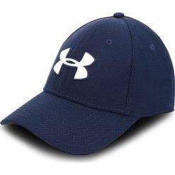Czapka z daszkiem UNDER ARMOUR - Ua Blitzing 3.0 Cap 1305036-410 Granatowy. Niebieskie czapki z daszkiem męskie Under Armour, z materiału, klasyczne. Za 89,95 zł.