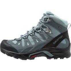 Salomon QUEST PRIME GTX  Buty trekkingowe lead/stormy weather/eggshell blue. Szare buty trekkingowe damskie Salomon. Za 699,00 zł.