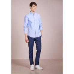Koszule męskie na spinki: J.CREW MENS STRETCH OXFORD SLIM FIT Koszula raincoat blue