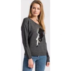 Swetry klasyczne damskie: Noisy May – Sweter