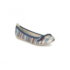 Baleriny LPB Shoes  ELLA. Niebieskie baleriny damskie LPB Shoes. Za 135,20 zł.
