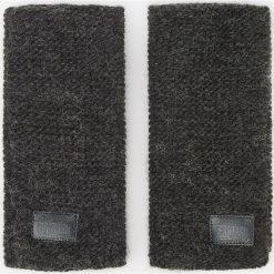 Rękawiczki ocieplacze na nadgarstki - Szary. Czarne rękawiczki męskie marki SUBEA, z neoprenu. Za 49,99 zł.