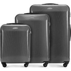 Walizki: 56-3P-87S-11 Zestaw walizek