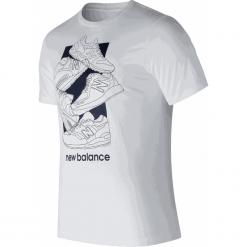 T-shirty męskie: New Balance MT81902BKW