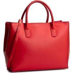 Torebka CREOLE - K10213 Czerwony. Czerwone torebki klasyczne damskie Creole, ze skóry. W wyprzedaży za 299,00 zł.