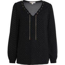 Bluzki asymetryczne: MICHAEL Michael Kors STARBRIGHT CHAIN Bluzka black/ gold