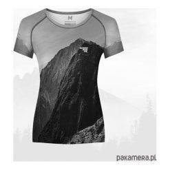 Koszulka termoaktywna damska - GÓRY. Szare bluzki damskie marki Pakamera. Za 159,00 zł.