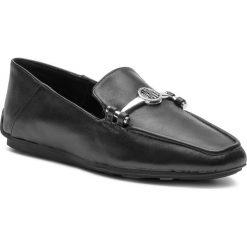 Lordsy DKNY - Li K3823551 Black. Czarne lordsy damskie DKNY, ze skóry. Za 479,00 zł.