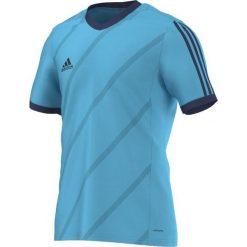 Odzież sportowa męska: Adidas Koszulka piłkarska męska Tabela 14 niebiesko-granatowa r. XXL (F50276)