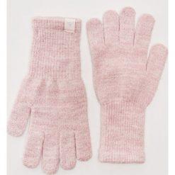 Rękawiczki z błyszczącą nitką - Różowy. Czerwone rękawiczki damskie House. Za 19,99 zł.