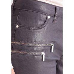 Morgan Jeansy Slim fit gris anthracite. Szare jeansy damskie marki Morgan. W wyprzedaży za 230,30 zł.