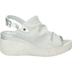 Sandały damskie: Sandały – 11904 CEN-ARG