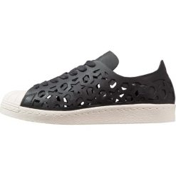 Trampki damskie slip on: adidas Originals SUPERSTAR 80S CUT OUT Tenisówki i Trampki core black/offwhite