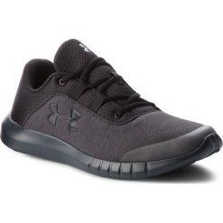 Buty UNDER ARMOUR - Ua Mojo 3019858-001 Blk. Czarne buty fitness męskie Under Armour, z materiału. Za 229,95 zł.