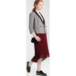 Spódniczki trapezowe: Sisley Spódnica trapezowa burgundy
