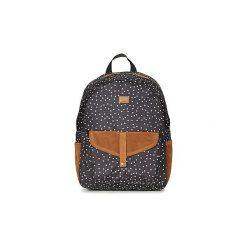 Plecaki Roxy  CARRIBEAN. Czarne plecaki damskie Roxy. Za 161,10 zł.