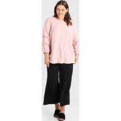 Bluzki asymetryczne: Dorothy Perkins Curve Bluzka pink