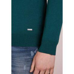 BOSS CASUAL KOSAWIROS Sweter dark green. Niebieskie swetry klasyczne męskie marki BOSS Casual, m. Za 499,00 zł.