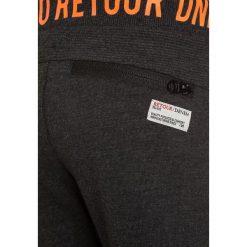 Retour Jeans DIEGO Spodnie treningowe dark grey melange. Szare spodnie chłopięce marki bonprix, z bawełny. Za 229,00 zł.