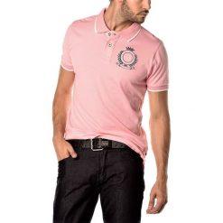 Koszulki polo: Koszulka polo w kolorze różowym