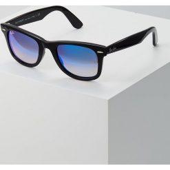 RayBan WAYFARER Okulary przeciwsłoneczne black. Czarne okulary przeciwsłoneczne damskie lenonki Ray-Ban. Za 679,00 zł.