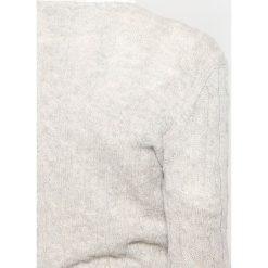 Polo Ralph Lauren JULIANNA Sweter light vintage heather. Szare swetry klasyczne damskie Polo Ralph Lauren, xl, z kaszmiru, polo. Za 589,00 zł.