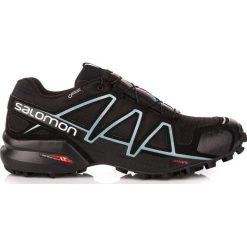Buty trekkingowe damskie: Salomon Buty damskie Speedcross 4 GTX W Black/Black r. 38 2/3 (383187)
