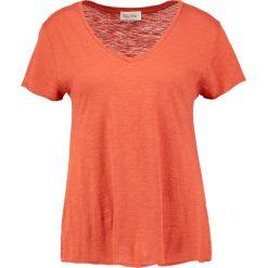 T-shirty damskie: American Vintage MC COL  Tshirt basic terracotta