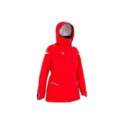 Kurtka żeglarska 500 damska. Czerwone kurtki damskie marki One Way, s, z polaru. Za 399,99 zł.