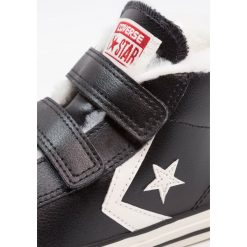 Converse STAR PLAYER EV 3V MID SHARKSKIN/EGRET/TERRA RED JUNIOR Tenisówki i Trampki wysokie black/egret/terra red. Czarne tenisówki męskie marki Converse, z materiału. Za 229,00 zł.