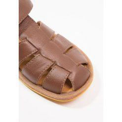 Camper BICHO  Sandały medium brown. Brązowe sandały chłopięce Camper, z kauczuku. Za 289,00 zł.