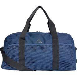 Torby podróżne: Adidas Torba W TR CO DUF S niebieski  (CF5213)