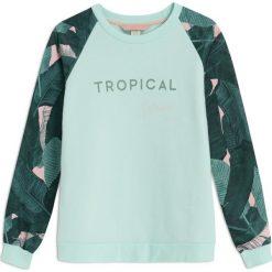 Bluzy rozpinane damskie: BLUZA SINDI HEMLOCK