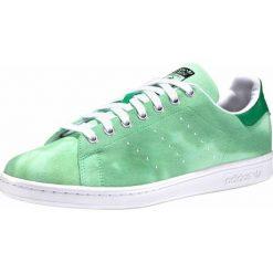 ADIDAS ORIGINALS Trampki niskie 'PW HU Holi Stan Smith Unisex'  zielony. Zielone trampki męskie adidas Originals, z materiału, na sznurówki. Za 294,00 zł.