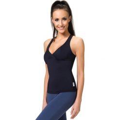 Bluzki sportowe damskie: Gwinner Koszulka Donna III Nair czarna r. S (410605010000-S)
