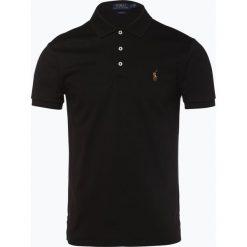Polo Ralph Lauren - Męska koszulka polo, czarny. Czarne koszulki polo Polo Ralph Lauren, l. Za 349,95 zł.