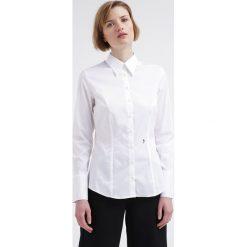 Seidensticker Koszula weiß. Białe koszule damskie Seidensticker, s, z bawełny, eleganckie, z klasycznym kołnierzykiem, z długim rękawem. Za 349,00 zł.