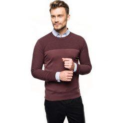 Sweter ciliant półgolf fiolet. Czerwone swetry klasyczne męskie marki Recman, m, z długim rękawem. Za 189,00 zł.