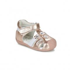 Sandały Dziecko  Chicco  GINETTA. Czerwone sandały dziewczęce Chicco. Za 175,20 zł.