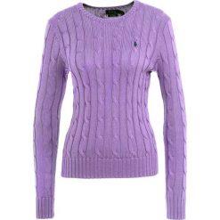 Swetry klasyczne damskie: Polo Ralph Lauren JULIANNA Sweter amethyst