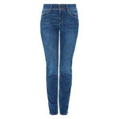 S.Oliver Jeansy Damskie 36/30 Niebieski. Niebieskie jeansy damskie marki S.Oliver. W wyprzedaży za 129,00 zł.