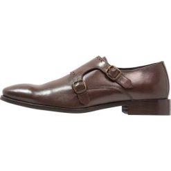Buty wizytowe męskie: Edwin Wallace Eleganckie buty marron brosse