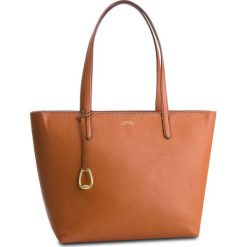Torebka LAUREN RALPH LAUREN - Merrimack 431742101002 Tan/Org. Brązowe torebki klasyczne damskie Lauren Ralph Lauren, ze skóry ekologicznej, bez dodatków. Za 779,00 zł.