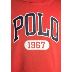 Polo Ralph Lauren ICON  Tshirt z nadrukiem deep orangey red. Brązowe t-shirty chłopięce Polo Ralph Lauren, z nadrukiem, z bawełny. Za 129,00 zł.