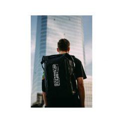 Plecak Explorer 40l Black. Czarne plecaki damskie Fish dry pack, z materiału, sportowe. Za 219,00 zł.