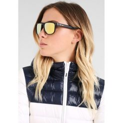 Oakley HOLBROOK  Okulary przeciwsłoneczne matte black/iridium. Czarne okulary przeciwsłoneczne damskie aviatory Oakley. Za 639,00 zł.